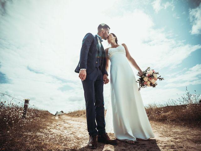 Le mariage de Franck et Noémie à Ploudalmézeau, Finistère 29