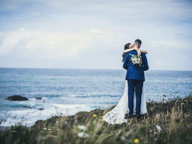 Le mariage de Franck et Noémie à Ploudalmézeau, Finistère 31