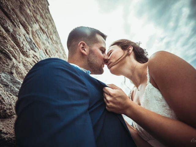 Le mariage de Franck et Noémie à Ploudalmézeau, Finistère 32