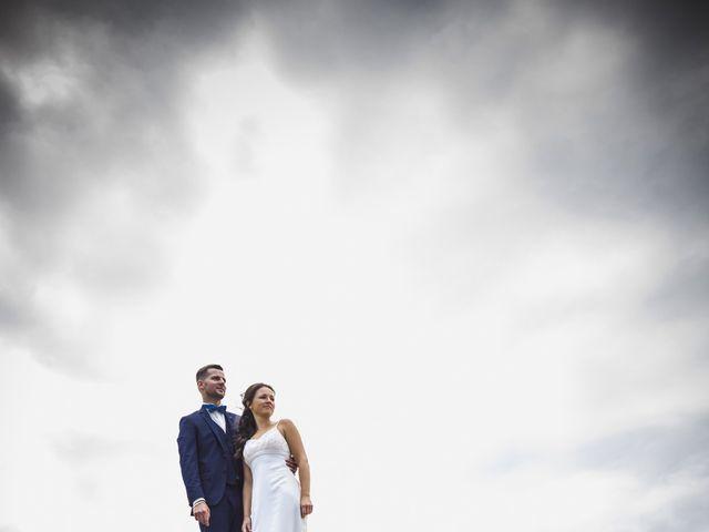 Le mariage de Franck et Noémie à Ploudalmézeau, Finistère 34