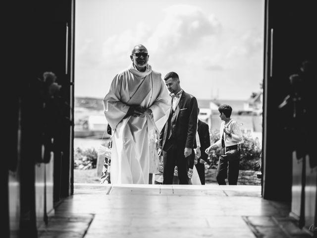 Le mariage de Franck et Noémie à Ploudalmézeau, Finistère 42