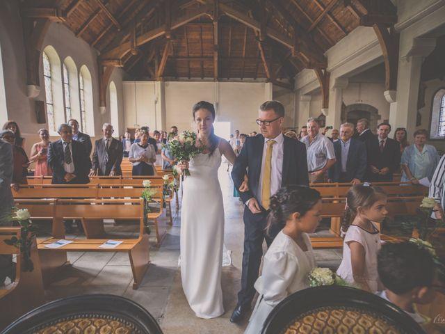 Le mariage de Franck et Noémie à Ploudalmézeau, Finistère 43