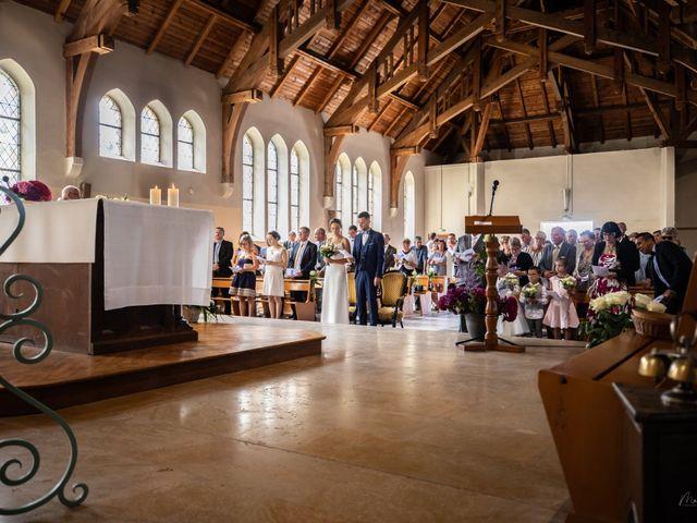 Le mariage de Franck et Noémie à Ploudalmézeau, Finistère 45
