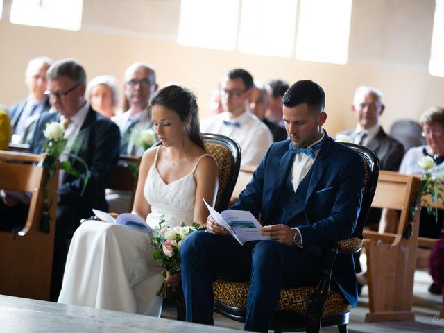 Le mariage de Franck et Noémie à Ploudalmézeau, Finistère 46