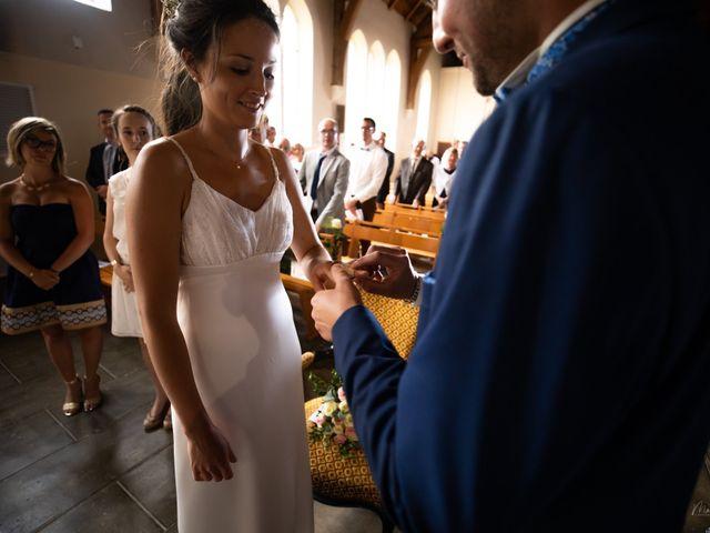 Le mariage de Franck et Noémie à Ploudalmézeau, Finistère 48