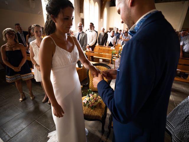Le mariage de Franck et Noémie à Ploudalmézeau, Finistère 50