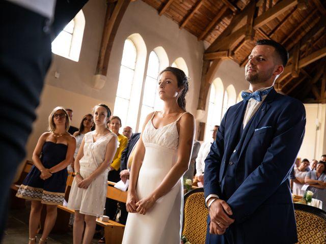 Le mariage de Franck et Noémie à Ploudalmézeau, Finistère 52