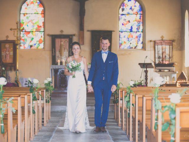Le mariage de Franck et Noémie à Ploudalmézeau, Finistère 54