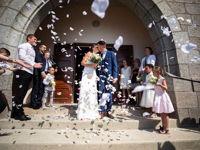 Le mariage de Franck et Noémie à Ploudalmézeau, Finistère 55