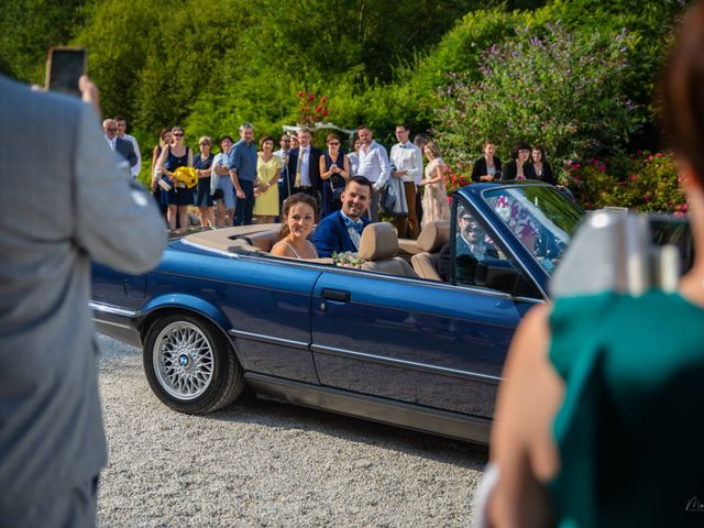 Le mariage de Franck et Noémie à Ploudalmézeau, Finistère 58