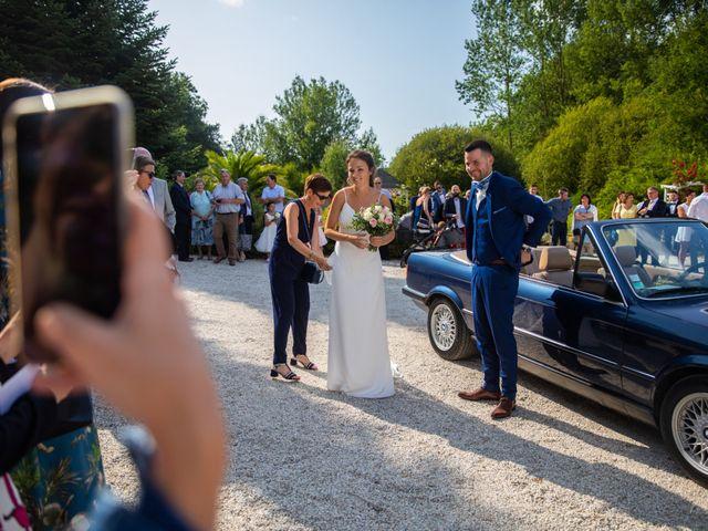 Le mariage de Franck et Noémie à Ploudalmézeau, Finistère 59