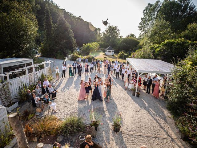 Le mariage de Franck et Noémie à Ploudalmézeau, Finistère 78