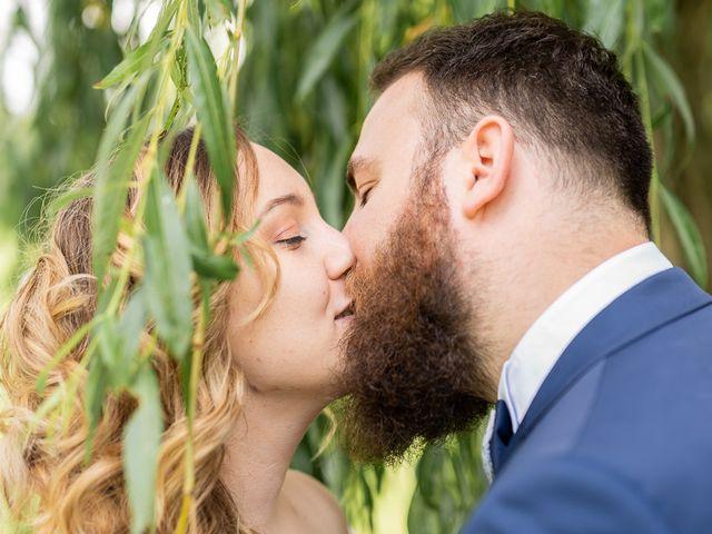 Le mariage de Sophie et Damien