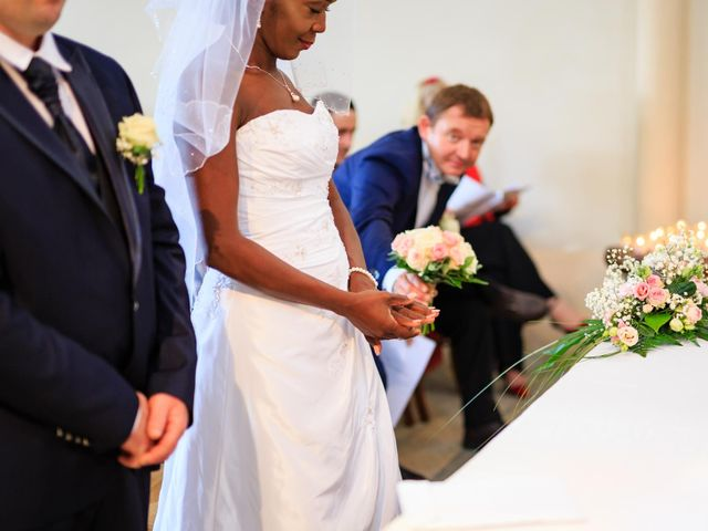 Le mariage de Sylvain et Magalie à Erquy, Côtes d'Armor 11