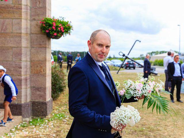 Le mariage de Sylvain et Magalie à Erquy, Côtes d'Armor 14