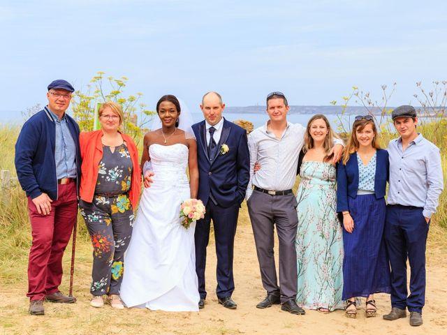 Le mariage de Sylvain et Magalie à Erquy, Côtes d'Armor 17