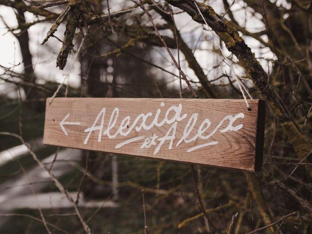Le mariage de Alex et Alexia à Montierchaume, Indre 3