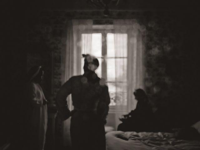 Le mariage de Alex et Alexia à Montierchaume, Indre 28