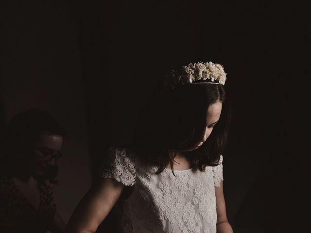 Le mariage de Alex et Alexia à Montierchaume, Indre 45