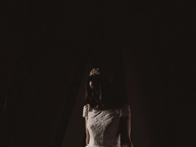 Le mariage de Alex et Alexia à Montierchaume, Indre 1