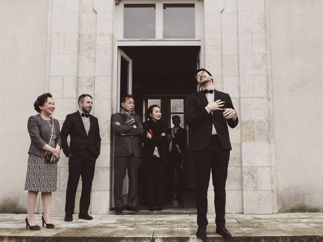 Le mariage de Alex et Alexia à Montierchaume, Indre 62