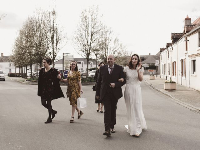 Le mariage de Alex et Alexia à Montierchaume, Indre 63