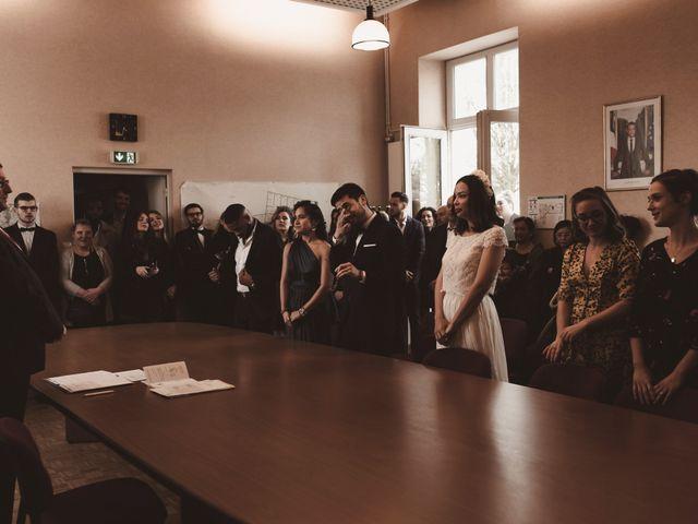 Le mariage de Alex et Alexia à Montierchaume, Indre 65