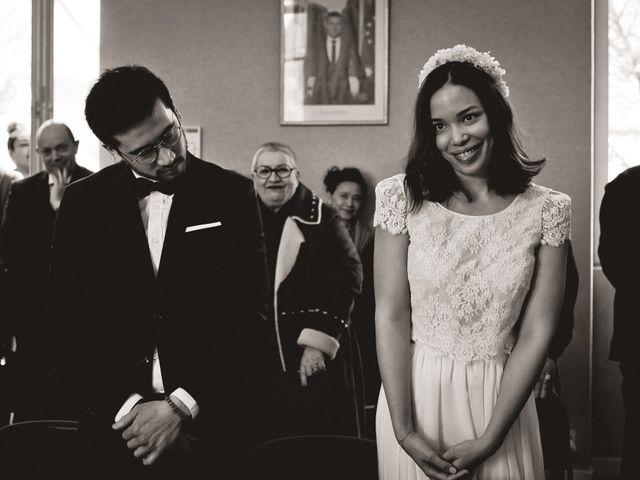 Le mariage de Alex et Alexia à Montierchaume, Indre 67