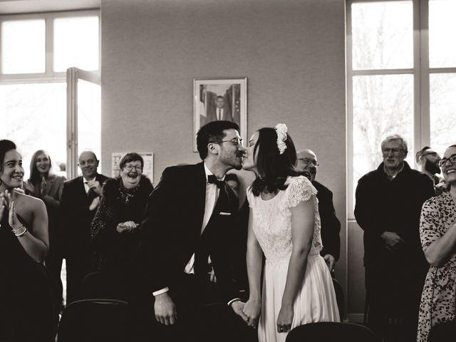 Le mariage de Alex et Alexia à Montierchaume, Indre 68