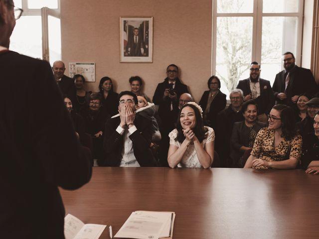 Le mariage de Alex et Alexia à Montierchaume, Indre 70