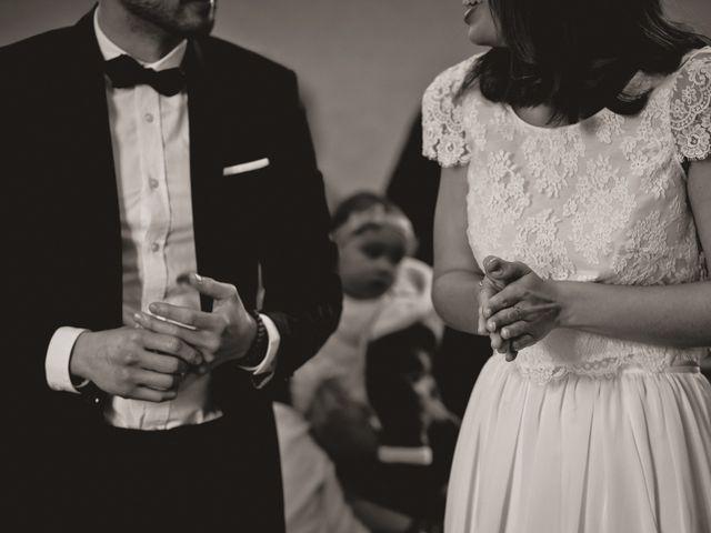 Le mariage de Alex et Alexia à Montierchaume, Indre 71