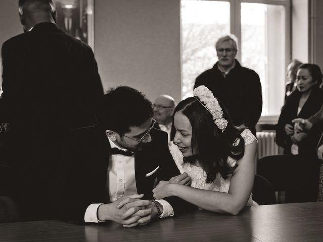 Le mariage de Alex et Alexia à Montierchaume, Indre 74