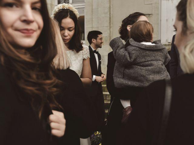 Le mariage de Alex et Alexia à Montierchaume, Indre 82