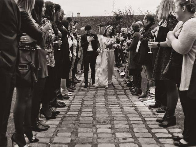 Le mariage de Alex et Alexia à Montierchaume, Indre 87
