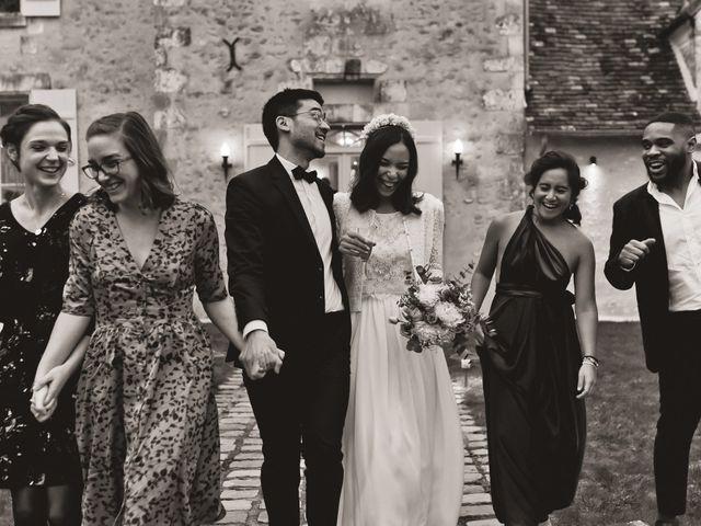 Le mariage de Alex et Alexia à Montierchaume, Indre 89