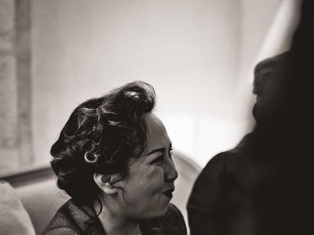 Le mariage de Alex et Alexia à Montierchaume, Indre 91