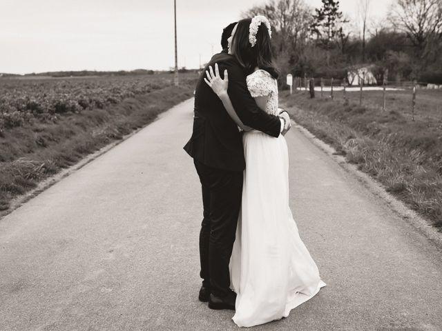 Le mariage de Alex et Alexia à Montierchaume, Indre 101