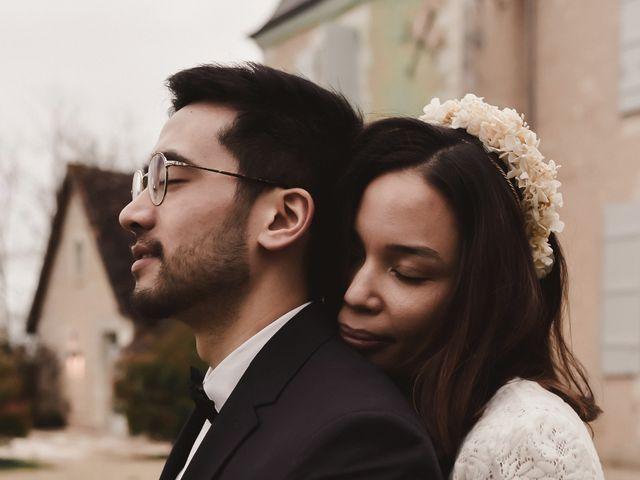 Le mariage de Alex et Alexia à Montierchaume, Indre 102