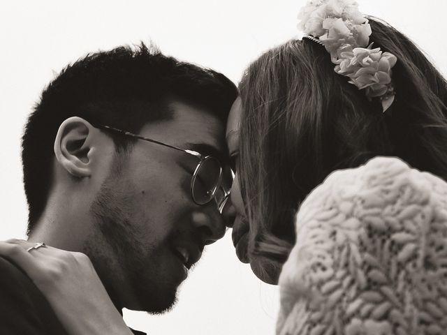 Le mariage de Alex et Alexia à Montierchaume, Indre 104
