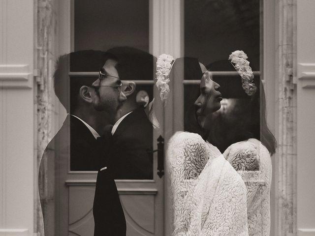 Le mariage de Alex et Alexia à Montierchaume, Indre 106