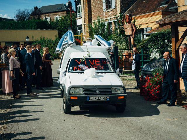 Le mariage de Vincent et Angeline à Rainvillers, Oise 1