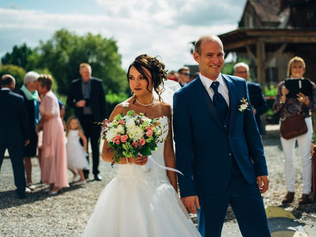 Le mariage de Vincent et Angeline à Rainvillers, Oise 6