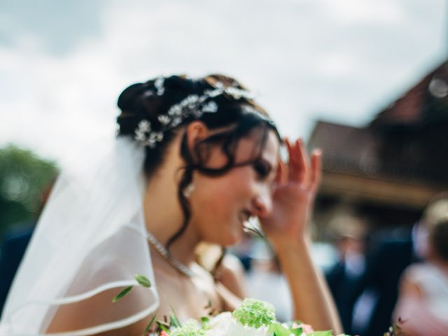 Le mariage de Vincent et Angeline à Rainvillers, Oise 7