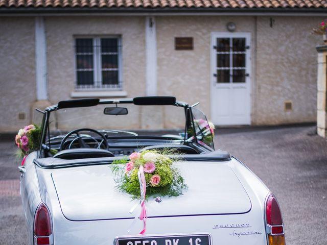 Le mariage de julien et Anamaria à Angoulême, Charente 3