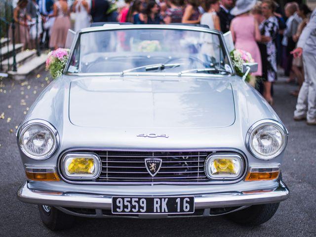Le mariage de julien et Anamaria à Angoulême, Charente 2