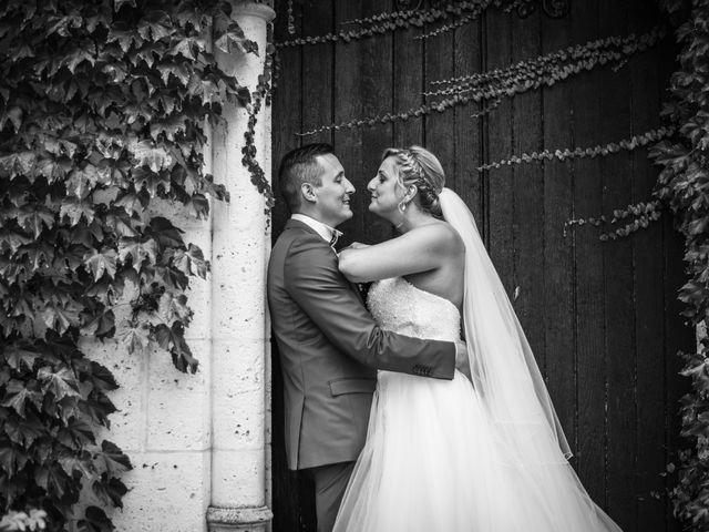 Le mariage de julien et Anamaria à Angoulême, Charente 16
