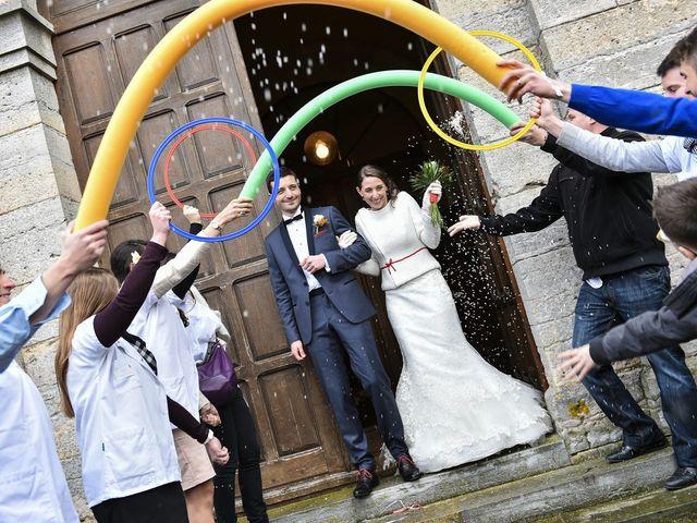 Le mariage de Pierre-Yves et Céline à Chalon-sur-Saône, Saône et Loire 42
