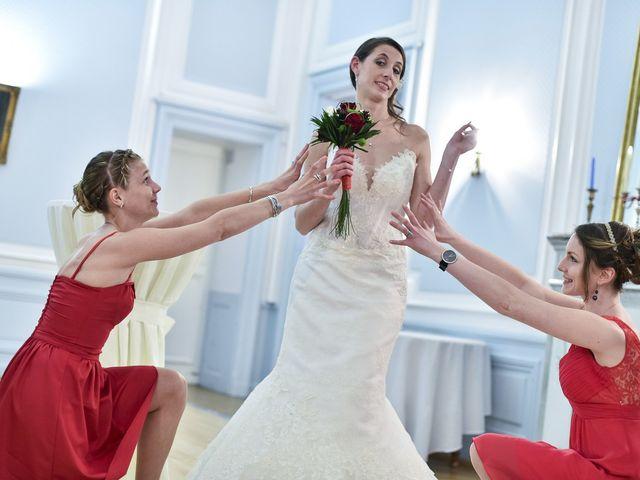 Le mariage de Pierre-Yves et Céline à Chalon-sur-Saône, Saône et Loire 62