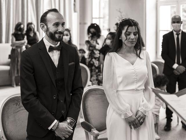 Le mariage de Jaafar et Sola à Gradignan, Gironde 10