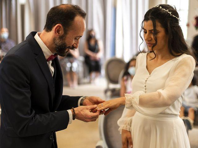 Le mariage de Jaafar et Sola à Gradignan, Gironde 12